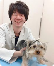 獣医師 黒岡 雷蔵