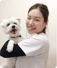 動物看護師 齋藤 里佳子