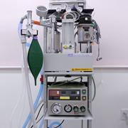 麻酔器 写真