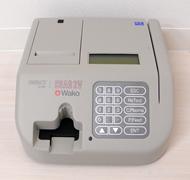 血液凝固分析装置 写真