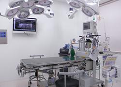 処置室・手術室 写真